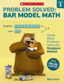 Problem Solved Bar Model Math  Grade 1