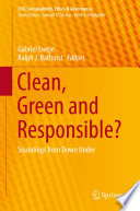 Clean Green And Responsible