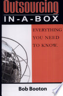Outsourcing In A Box Book