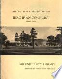 Iraq Iran Conflict Book PDF