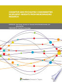 Cognitive and Psychiatric Comorbidities in Epilepsy  Insights from Neuroimaging Research Book