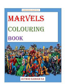 Marvels Colouring Book