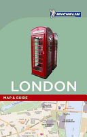Michelin London Map & Guide
