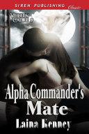 Alpha Commander's Mate [Vulfen Cadre 9] [Pdf/ePub] eBook