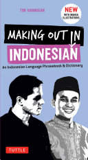 Making Out In Indonesian Phrasebook Dictionary Book