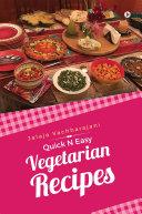 Quick N Easy Vegetarian Recipes