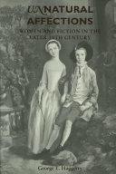 Unnatural Affections [Pdf/ePub] eBook