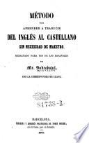 Metodo para aprender a traducir del ingles al castellano sin necesidad de maestro