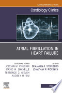 Atrial Fibrillation In Heart Failure An Issue Of Cardiology Clinics Ebook