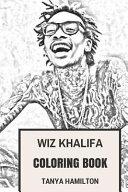 Wiz Khalifa Coloring Book
