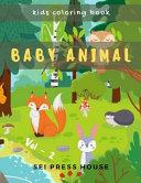Kids Coloring Book Baby Animal Vol 2 Book PDF