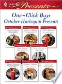 One Click Buy  October Harlequin Presents