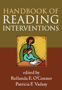 Handbook of Reading Interventions Pdf/ePub eBook