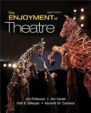 Cover of The Enjoyment of Theatre