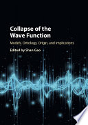 Collapse of the Wave Function Book