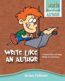 Write Like an Author