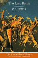 The Chronicles of Narnia   the Last Battle Book