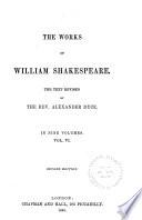 The Works Of William Shakespeare Troilus And Cressida Coriolanus Titus Andronicus Romeo And Juliet Timon Of Athens Julius Caesar