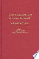 Economic Dimensions of Gender Inequality