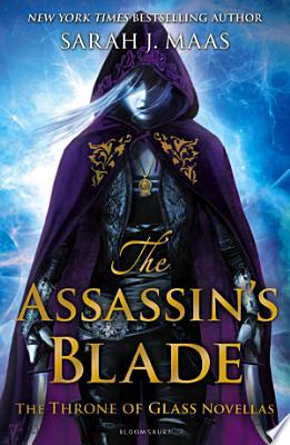Book cover of 'The Assassin's Blade' by Sarah J. Maas