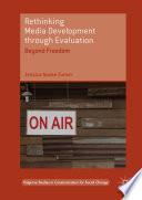 Rethinking Media Development Through Evaluation