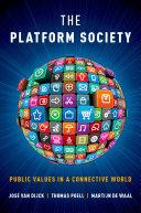 The Platform Society Pdf/ePub eBook