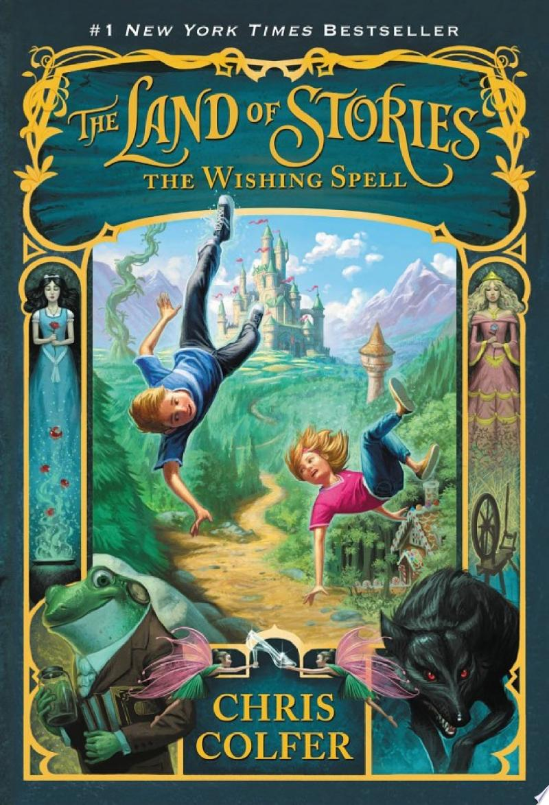 The Land of Stories: The Wishing Spell image