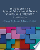 Introduction to Special Educational Needs  Disability and Inclusion Book PDF