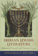 Pdf Iberian Jewish Literature Telecharger