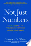 Not Just Numbers Book