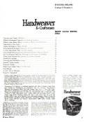 Handweaver   craftsman