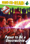 Proud to Be a Ghostbuster Book