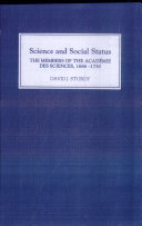 Science and Social Status