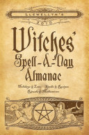 Llewellyn's 2010 Witches' Spell-A-Day Almanac