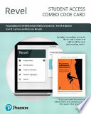 Foundations of Behavioral Neuroscience Revel Access Code