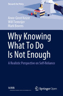 Pdf Why Knowing What To Do Is Not Enough Telecharger