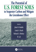 The Potential of U S  Forest Soils to Sequester Carbon and Mitigate the Greenhouse Effect