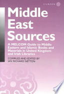 Middle East Sources