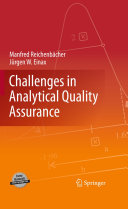 Challenges in Analytical Quality Assurance