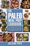 The Paleo Meal Prep Cookbook