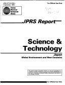 JPRS Report