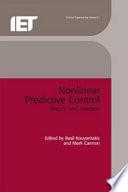 Non linear Predictive Control Book