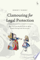 Clamouring for Legal Protection