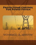 Protection& Control for Power System