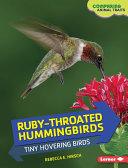 Ruby-Throated Hummingbirds Pdf/ePub eBook