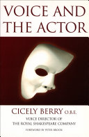 Voice And The Actor Pdf