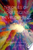 Theories Of Adolescent Development Book PDF