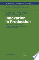Innovation in Production