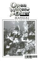 Open Water Diver Manual Book