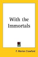 With The Immortals Pdf/ePub eBook
